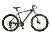 Велосипед Optimabikes F-1 AM DD SKD 26 Al 19 черно-оранжевый