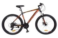 Велосипеды Optimabikes, Велосипед Optimabikes F-1 AM DD 26 Al черно-оранжевый 2018