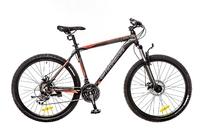 """Велосипед Optimabikes F-1 AM DD SKD 29"""" Al черно-серо-красный"""