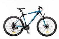 """Велосипед Optimabikes F-1 AM DD SKD 29"""" Al черно-синий-белый"""