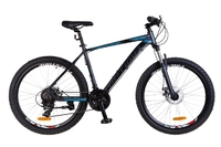 Велосипед Optimabikes F-1 AM DD 26 Al черно-синий 2018