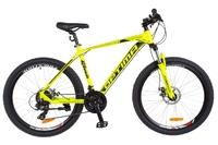 Велосипед Optimabikes F-1 AM HDD 26 Al желтый неон 2018