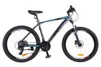 Велосипед Optimabikes F-1 AM HDD 26 Al черно-синий 2018