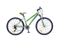 "Велосипеды Optimabikes, Велосипед Optimabikes SKD 26"" F-2 AM Vbr Al бело-зеленый"