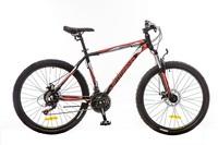 Велосипед Optimabikes MOTION AM 14G DD Al 29 черно-красно-белый