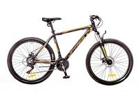 Велосипед Optimabikes MOTION AM 14G DD Al черно-оранж-серый