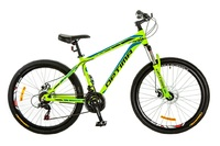 Велосипед Optimabikes MOTION AM 14G DD Al 29 зеленый