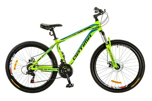 Велосипеды Optimabikes, Велосипед Optimabikes MOTION AM 14G DD Al 26 зеленый
