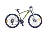 "Велосипеды Optimabikes, Велосипед Optimabikes THOR AM DD 26"" рама-19"" Al бело-зеленый"