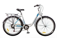 Велосипед Optimabikes VISION Vbr Al бело-синий 2016