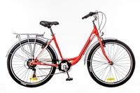 Велосипед Optimabikes VISION Vbr PH Al красно-белый 2016