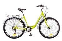Велосипед Optimabikes VISION Vbr Al зеленo-белый 2016