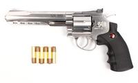 Пневматический пистолет Crosman 357 Silver