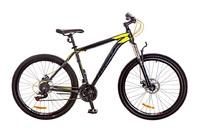"Велосипед Formula DYNAMITE AM 14G 27.5"" St серо-желтый"