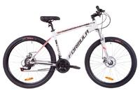 Велосипед Formula THOR 1.0 AM 14G DD рама-19 Al бело-черно-красный 2019