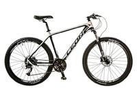 """Велосипеды Leon, Велосипед Leon XC-70 AM 14G HDD 27.5"""" 18 черно-белый 2017"""
