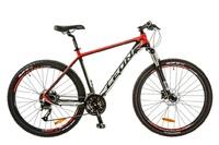 """Велосипед Leon XC-70 AM 14G HDD 27.5"""" 20 черно-красный 2017"""