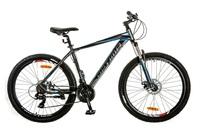 Велосипед Optimabikes F-1 AM DD SKD 26 Al 19 серо-синий