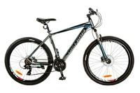 Велосипед Optimabikes F-1 AM HDD SKD 26 Al серо-синий