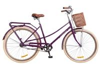 """Велосипед Dorozhnik COMFORT FEMALE 14G 28"""" фиолетовый 2018"""