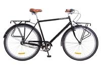 "Велосипед Dorozhnik COMFORT MALE PLANETARY HUB 14G 28"" зеленый 2018"