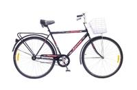 """Велосипеды Дорожник, Велосипед Дорожник КОМФОРТ 2804 14G усиленный Velosteel 28"""" черный"""