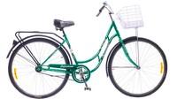 "Велосипед Дорожник РЕТРО 14G XB3 St 28"" зеленый"
