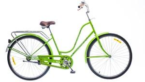 """Велосипеды Дорожник, Велосипед Дорожник Заря 14G усилен. XB3 St 28"""" зеленый"""