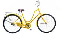 """Велосипеды Дорожник, Велосипед Дорожник Заря 14G усилен. Velosteel St 28"""" желтый"""