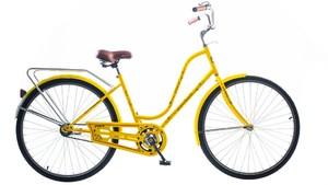 """Велосипеды Дорожник, Велосипед Дорожник Заря 14G усилен. XB3 St 28"""" желтый"""