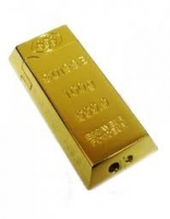 Зажигалки, Зажигалка слиток золота