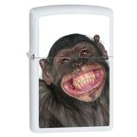 Зажигалка Zippo Monkey Grin