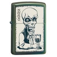 Зажигалка Zippo Skeleton Bartender