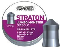 Пули JSB Diabolo Straton Jumbo Monster 5,51мм 1.645(200)
