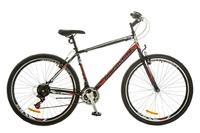 "Велосипед Discovery ATTACK 14G Vbr 29"" St черно-красно-белый 2017"