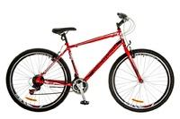 "Велосипед Discovery ATTACK 14G Vbr 29"" St красно-черно-белый 2017"
