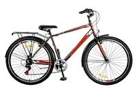 "Велосипед Discovery PRESTIGE Man Vbr 14G 29"" St черно-красно-белый"