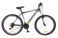 """Велосипед Discovery TREK Vbr 14G 29"""" рама-21"""" St черно-салатный 2018"""