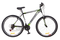 "Велосипеды Discovery, Велосипед Discovery TREK Vbr 14G 29"" рама-21"" St черно-салатный 2018"