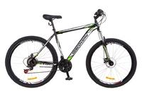 "Велосипеды Discovery, Велосипед Discovery TREK DD 14G 29"" рама-15"" St черно-салатный 2018"