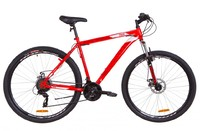 "Велосипед Discovery TREK AM 14G DD 29"" рама-20"" St красный 2019"