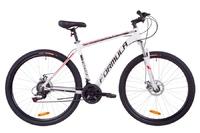 Велосипед Formula THOR 1.0 AM 14G DD рама-20 Al бело-черно-красный 2019