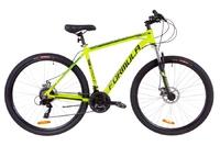 Велосипед Formula THOR 2.0 AM 14G DD рама-20 Al салатно-черный с бирюзовым 2019