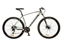 """Велосипед Leon TN-70 AM 14G HDD 29"""" 19 бело-черный 2017"""