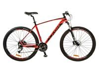 """Велосипед Leon TN-70 AM 14G HDD 29"""" красно-черный 2017"""