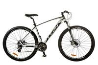 """Велосипед Leon TN-80 AM 14G DD 29"""" 21 бело-черный 2017"""