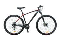 """Велосипед Leon TN-80 AM 14G DD 29"""" черно-сине-зеленый 2016"""