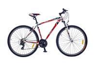 """Велосипеды Optimabikes, Велосипед Optimabikes BIGFOOT AM Vbr Al SKD 29"""" бело-красный 19"""""""