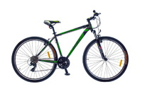 "Велосипед Optimabikes BIGFOOT AM Vbr Al SKD 29"" серо-зелёный 21"""