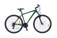"""Велосипед Optimabikes BIGFOOT AM DD Al SKD 29"""" серо-зелёный 21"""""""